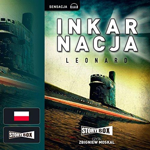 Inkarnacja audiobook cover art