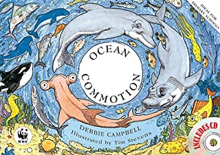 Debbie Campbell: Ocean Commotion (Book And CD)