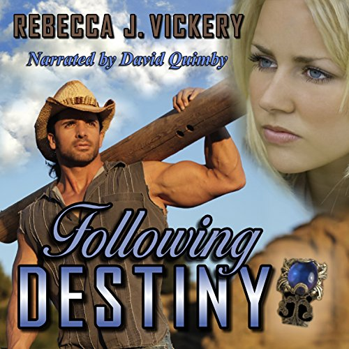 Following Destiny audiobook cover art