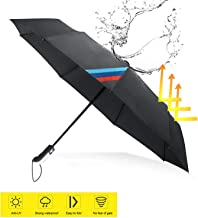 OYADM M line Auto Sport Fully Automatic AUTO Open Large Folding Umbrella Windproof Sunshade