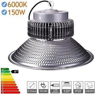Jandei - Campana LED 150W industrial luz blanca 6000K SMD