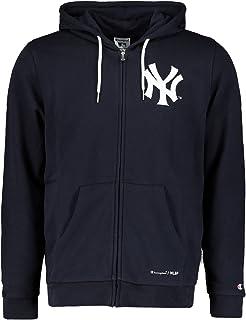 Champion Men's Sweatshirt Full Zip New York MLBP 214636