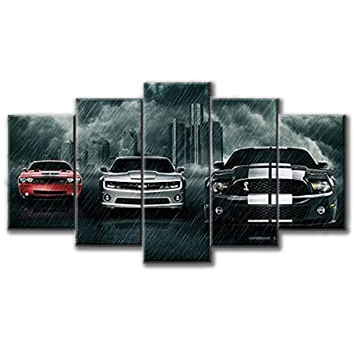 Ford Mustang Decorations Amazon Com