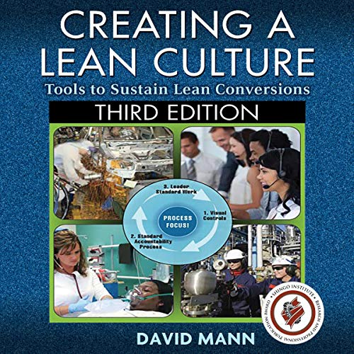 Creating a Lean Culture cover art