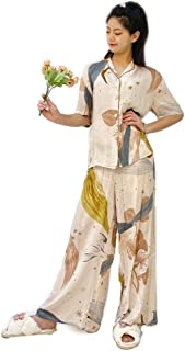 Fashionable Printed Womens Pajamas Set Sleepwear Fashionable Maytwenty Dress Collection Multicoloured
