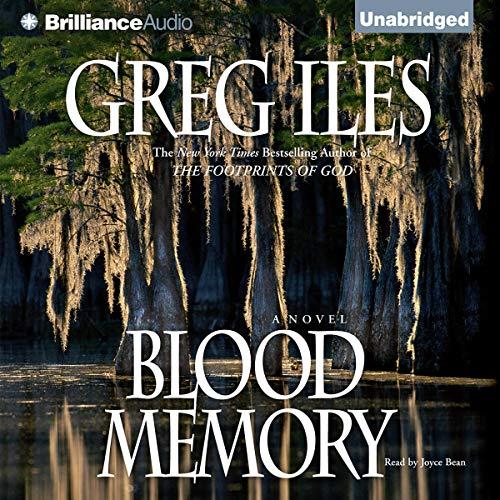 Blood Memory audiobook cover art