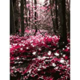 yaonuli Laut digitaler Malerei DIY Fantasie Wald Landschaft Wandkunst Malerei Acrylmalerei 40x50cm Rahmenlos