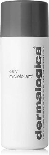 Dermalogica Daily Microfoliant - Exfoliator Face Scrub Powder - Achieve Brighter, Smoother Skin daily with Papaya Enz...