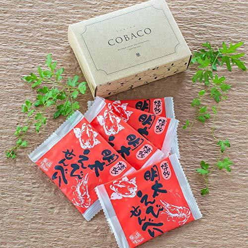 COBACO (博多明太えびせんべい 5枚)