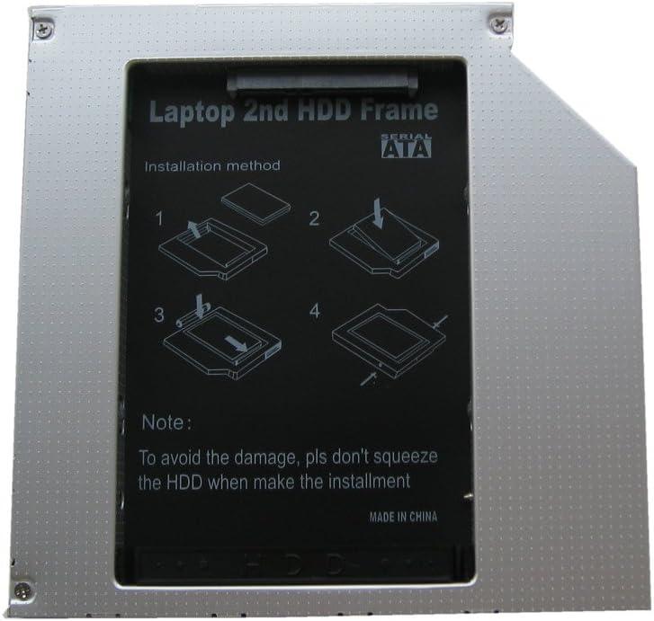 Generic for MacBook Pro A1181 A1150 A1211 A1260 A1261 A1226 Sata HDD Drive Odd DVD-ROM Caddy