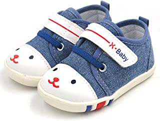 Baby Shoes Sneakers for Infant Toddler Girls Boys Kids Babies 6 9 12 18 Months Pre Walker Black