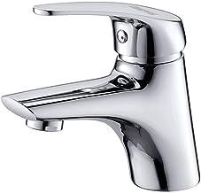 GEEPAS Single Lever Wash Basin Mixer, Chrome, GSW61027