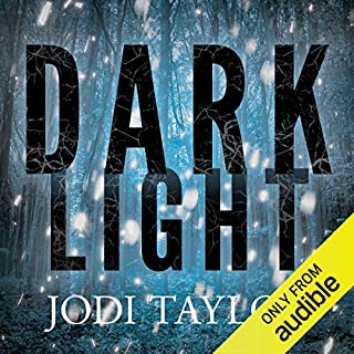 Dark Light audiobook cover art