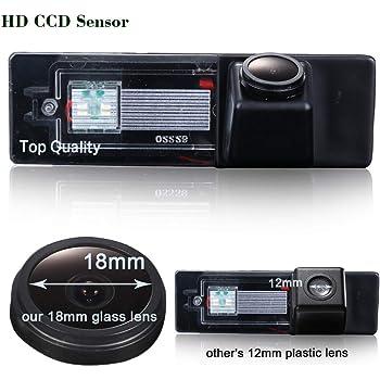 DH 1280x720 pixels 1000 TV line car rear view camera backup for BMW 1 Series 120i E81/E87/F20/135i/640i/116i/Z4 E89 Mini Clubman Convertible countryman couper R55 R60 R55N R56N R57N Cooper R50 R52 R53