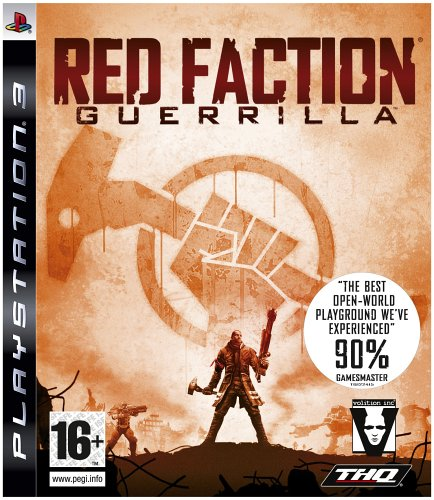 Red Faction: Guerrilla (PS3) [Importación inglesa]