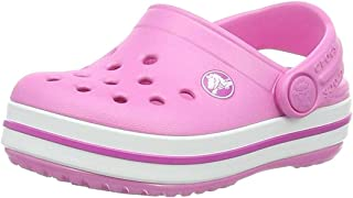 Kid's Crocband Clog | Slip On Water Shoe for Toddlers,...