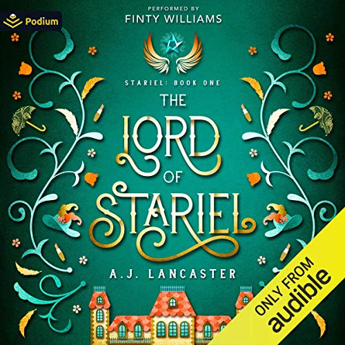 The Lord of Stariel cover art