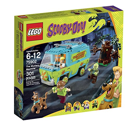 LEGO Scooby-Doo 75902 the Mystery Machine Building Kit by LEGO