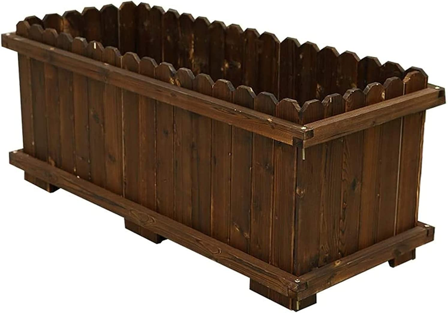 Garden Bed lowest price Planter Atlanta Mall Box Planting Rectangle Raised