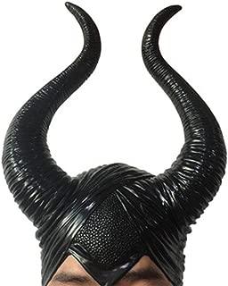 MostaShow Deluxe Cosplay Costume Horns Halloween Cos