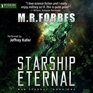 Starship Eternal cover art