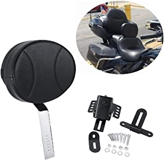 Best harley davidson driver backrest Reviews