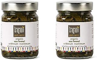 Tragano Greek Organics Greek Sea Fennel (8 Ounce, 2 Pack)