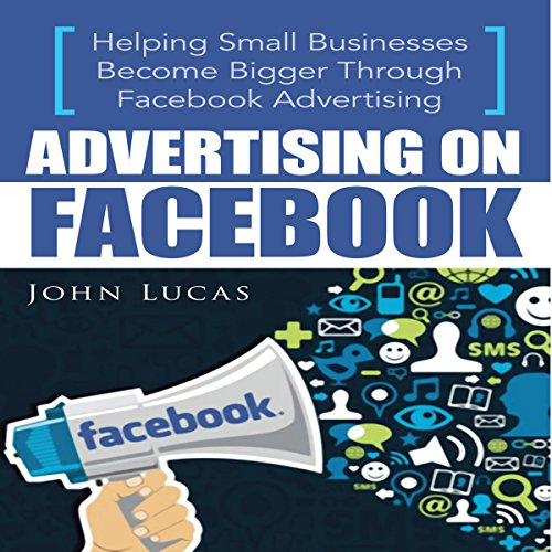 Advertising On Facebook audiobook cover art