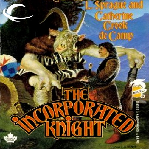 The Incorporated Knight audiobook cover art