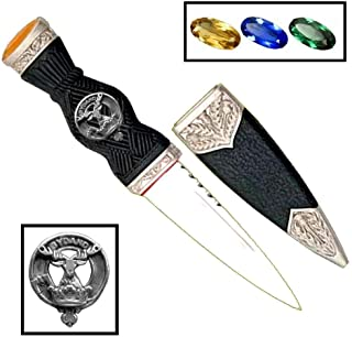 Scottish Clan Crest Sgian Dubh ~ Gordon