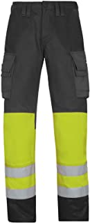 Snickers - Pantaloni ad Alta visibilità, Classe 1