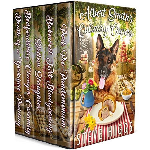 Albert Smith's Culinary Capers - The First Five Books