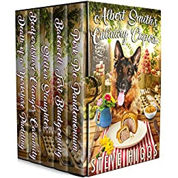 Albert Smith's Culinary Capers - The First Five Books by [steve higgs]