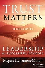 trust matters leadership for successful schools