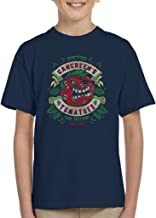 Cloud City 7 Attack of The Killer Tomatoes Doctor Gangreens GM Tomatoes Kid's T-Shirt