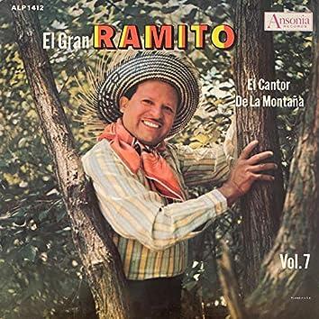El Cantor De La Montaña, Vol. 7