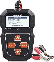 KONNWEI KW208 12V Car Battery Tester, 100-2000 CCA Load Tester Automotive Alternator..