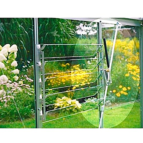 Vitavia Gewächshäuser Gewächshaus-Lüftungsautomat für Lamellenfenster Sesam Liberty