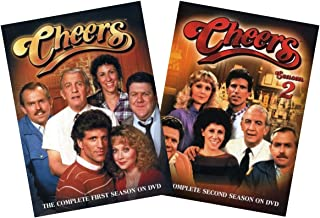 Cheers: The Complete First and Second Season DVD Collection (Seasons 1 & 2)