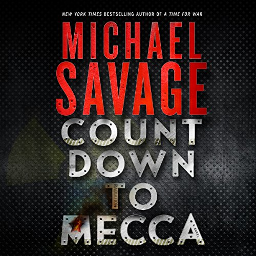 Countdown to Mecca audiobook cover art