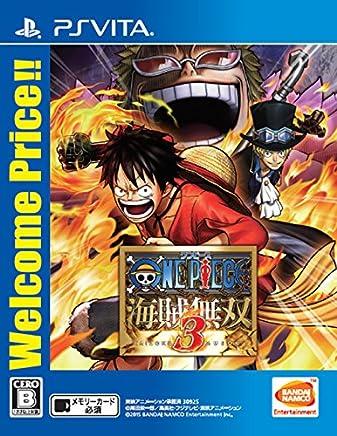 ワンピース海賊無双3 Welcome Price!! - PS Vita