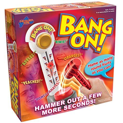 "Drumond Park 2020 ""Bang on. Juego"
