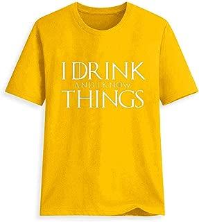 JustWin Women Girls Plus Size Print Shirt Short Sleeve Letter Print Beach Party Athletic Slim Fit Tank Tops T-Shirt
