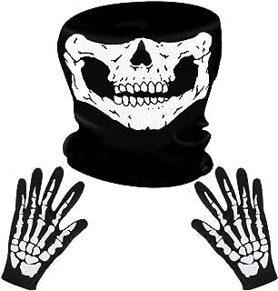 Suchergebnis Auf Für Skelett Maske Sport Freizeit