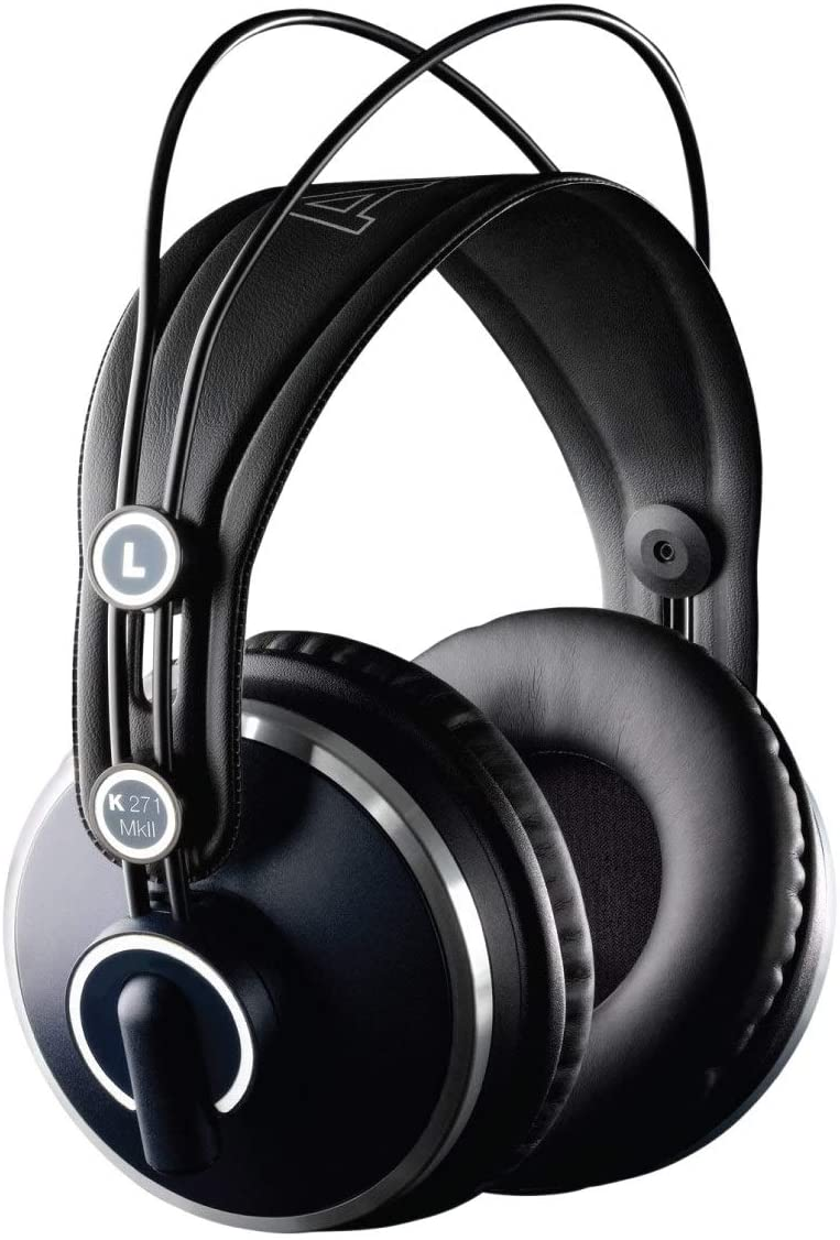 AKG Pro High quality new Audio K271 MKII Professional Over-Ear Stud Closed-Back 2021new shipping free