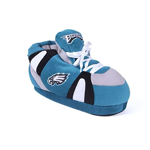 ffbf683b Happy Feet & Comfy Feet - Officially Licensed Mens and Womens NFL Sneaker  Slippers