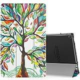 MoKo Hülle für Das Neue Amazon Fire HD 10 Tablet (9. Gen
