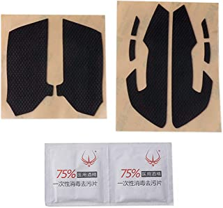 Mouse Anti-Slip Tape Elastics Refined Side Grips Sweat Resistant Pads/Anti Sweat Paste Grip Tape Compatible for Razer Vipe...