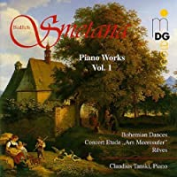 Piano Works 1 by B. Smetana