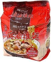 《台酒 TTL》 麻油鶏麺 200g×3袋(ごま油煮込鶏肉ラーメン) 《台湾 お土産》 [並行輸入品]